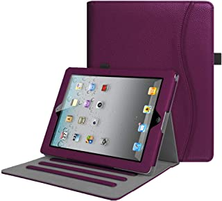 Fintie Case for iPad 2 3 4 (Old Model) – [Corner Protection] Multi-Angle Viewing..