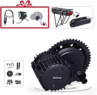 BAFANG BBS02B 48V 500W 750W BBSHD 1000W Motor Electric Bicycle Conversion Kit with LCD Display and Battery (Optional) Ebike DIY Part and Assessories - coolthings.us