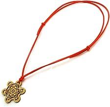 メタトロンキューブ 神聖幾何学模様 木製 ネックレス オリジナル ウッド ペンダント 生命の実 浄化 (ピンク)