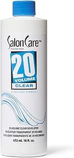 Salon Care 20 Volume Clear Developer