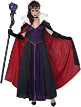 California Costumes Women's Evil Storybook Queen - Adult Costume Adult Costume, Black/Purple, Extra Large