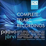Paavo Jarvi - Complete Telarc Recordings - ヤルヴィ、パーヴォ(1962-)