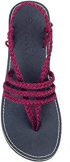 Plaka Flat Sandals for Women Zori