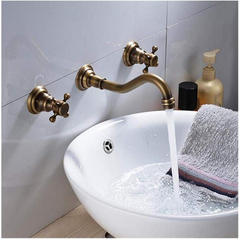 Wasserhahn Küche Bad Garten Waschtisch-Mischbatterie Messing Becken Wasserhahn Waschbecken Wasserhahn Ctzl1941