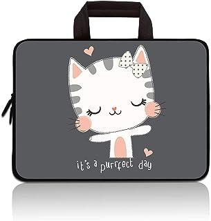 "11"" 11.6"" 12"" 12.1"" 12.5 Inch Laptop Carrying Bag Case Notebook Ultrabook Bag Tablet Cover Neoprene Sleeve Briefcase Bag C..."
