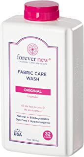 FOREVER NEW Granular Detergent Powder - Delicate Laundry Care Wash - Original Scented, 32 Oz