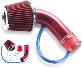 Sponsored Ad - Anbull 3 inch 76mm Universal Cold Air Intake Pipe Kit, Aluminium Automotive Air Intake Air Filter Induction...