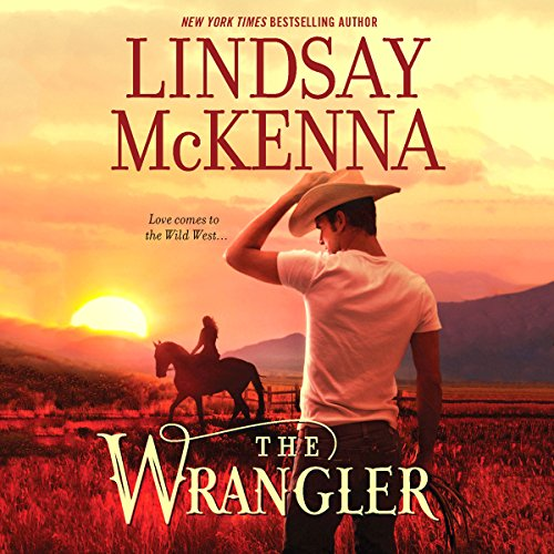 The Wrangler audiobook cover art