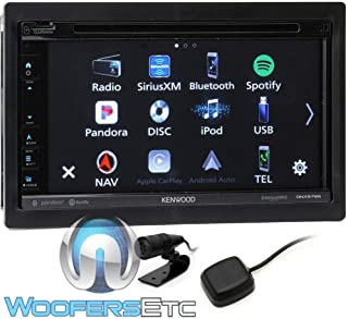 Kenwood DNX576S 6.75 DVD Navigation Receiver with CarPlay and Android Auto