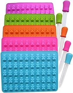 a ray of sunshine Stampi per Orsetti Gommosi,Stampo per Stampi in Silicone Lego,Stampi Cioccolatini e Caramelle,Cubetti di Ghiaccio Silicone,Stampi per Dolci in Silicone