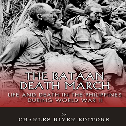 The Bataan Death March audiobook cover art
