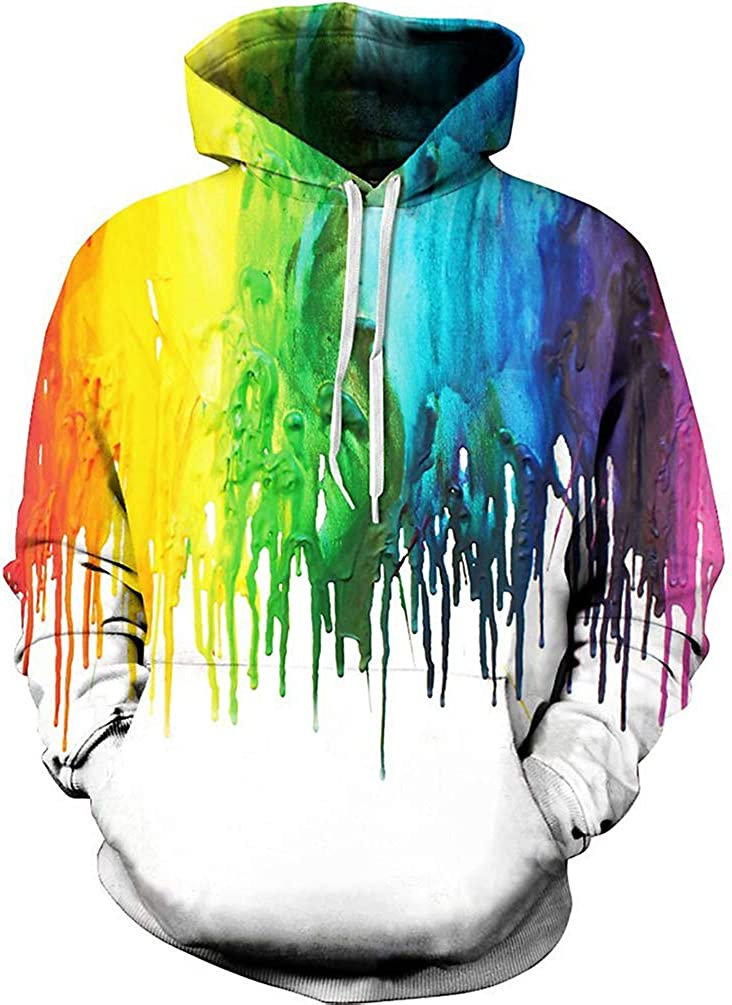 Unisex 3D Novelty Hoodies Graphic Print Galaxy Hoodies Pullover