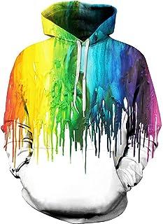 Unisex 3D Novelty Hoodies Galaxy Hoodies Sweatshirt Pockets