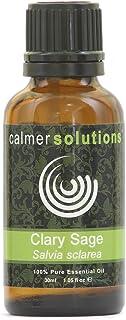 Aceite De Aromaterapia Esencial De Salvia 30ml
