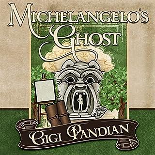 Michelangelo's Ghost audiobook cover art