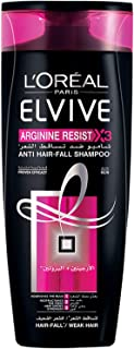 L'Oreal Paris Elvive Arginine Resist X3 Anti Hair-Fall Shampoo 200 ML