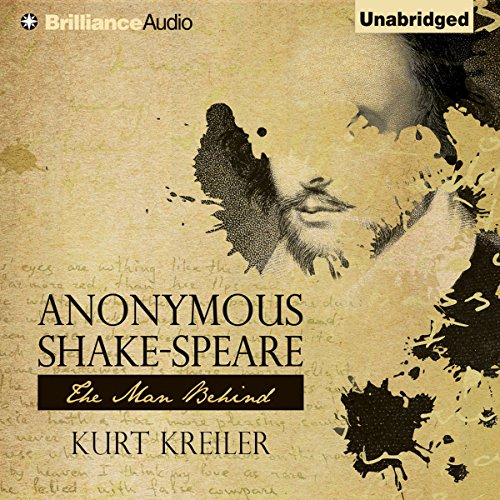 Anonymous Shake-Speare audiobook cover art