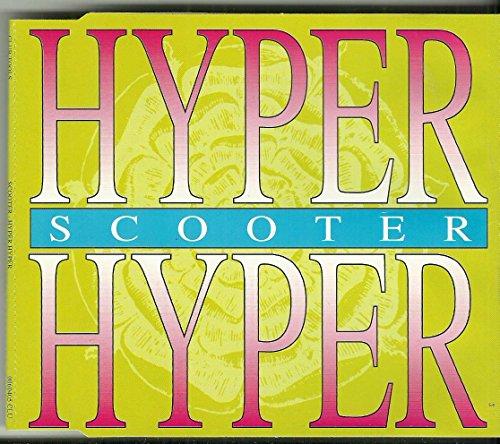Der Kult Hit - mit Live Cheers (CD Single Scooter, 3 Tracks)