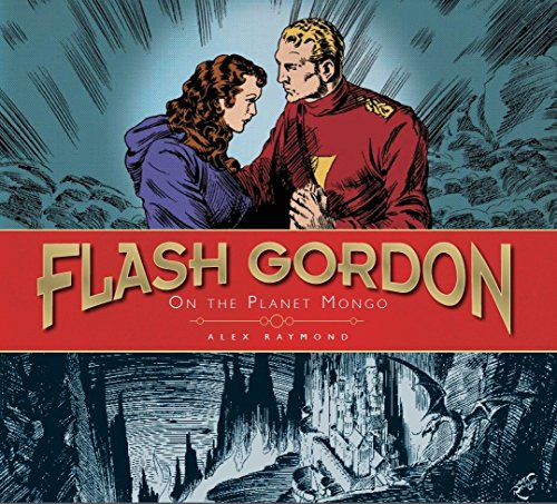 On the Planet of Mongo (Vol 1) (Complete Flash Gordon Library)