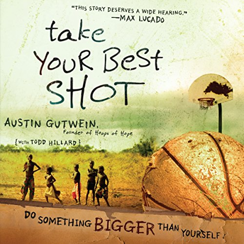 Take Your Best Shot audiobook cover art