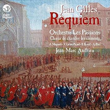 """Gilles: Requiem & Motet """"Cantate Jordanis incolae"""""""