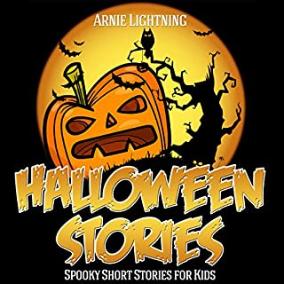 Halloween Stories for Kids: Scary Halloween Short Stories, Activities, Jokes, and More! cover art