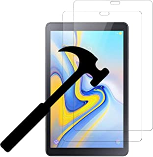 (2 Pack) EpicGadget HD Tempered Glass Screen Protector for Samsung Galaxy Tab A 8.inch SM-T387 2018 (Verizon, Sprint)