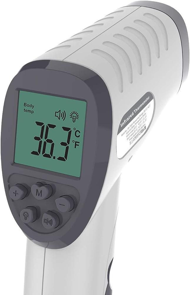 Termometro digitale a infrarossi cloc SK-T008
