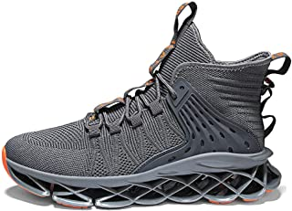 Mens Running Shoes Non Slip Gym Tennis Athletic Walking...