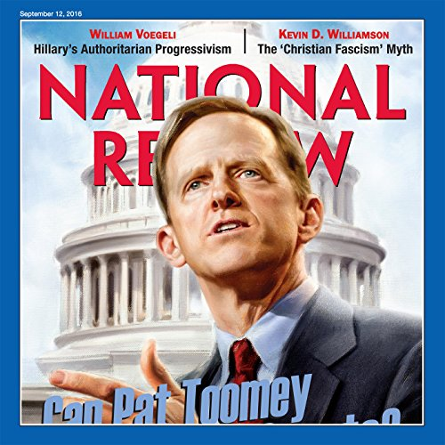National Review- September 12, 2016 audiobook cover art