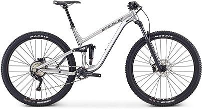 Fuji Rakan 29 1.5 2019 - Bicicleta de suspensión (53 cm), Color Plateado