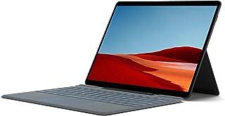 "Microsoft Surface Pro X (Windows 10, écran tactile 13"", processeur Microsoft SQ1, 8 Go RAM, 128 Go SSD, 4G+, Noir) PC Hybr..."