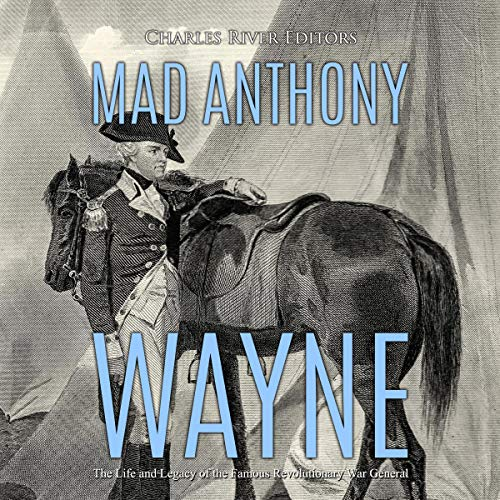 Mad Anthony Wayne  By  cover art
