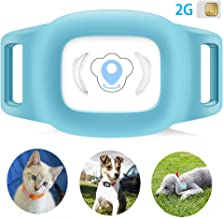 $89 » BARTUN GPS Pet Tracker, Cat Dog Tracking Device with Unlimited Range