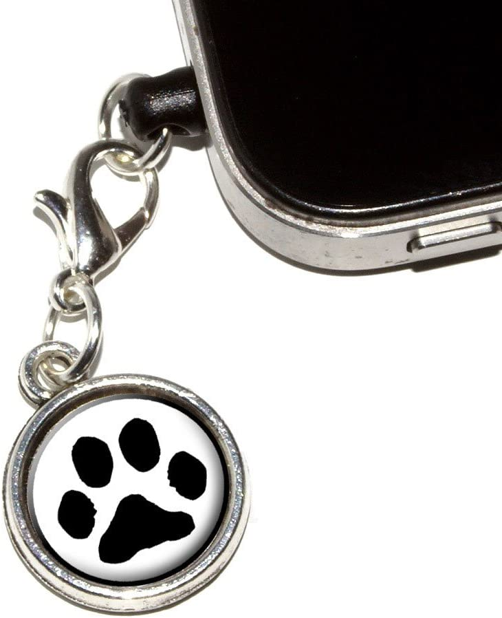 Paw Print - Manufacturer regenerated product Pet Dog Cat Universal Be super welcome Headset Fit 3.5mm Earphone Jac