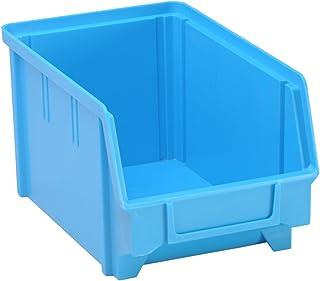 Hünersdorff Cajas de almacenaje a la vista de PS, tam. 3 Azul