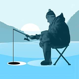 ice fishing simulator game