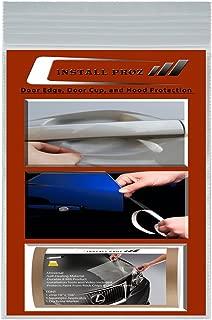 Install Proz Self-Healing Clear Paint Protection Film (Bundle(Hood, Door Edge, Door Cup Protectors))