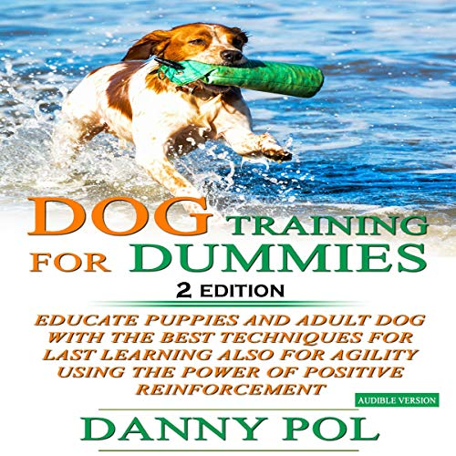 Dog Training for Dummies 2 Edition cover art