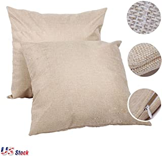 Best blank decorative pillow covers Reviews