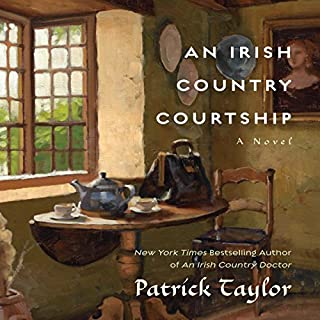 An Irish Country Courtship                   Written by:                                                                                                                                 Patrick Taylor                               Narrated by:                                                                                                                                 John Keating                      Length: 13 hrs and 47 mins     2 ratings     Overall 5.0