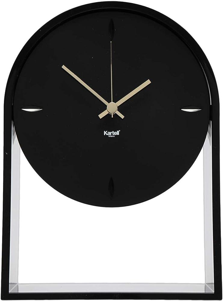Kartell air du temps, orologio da tavolo, 193009
