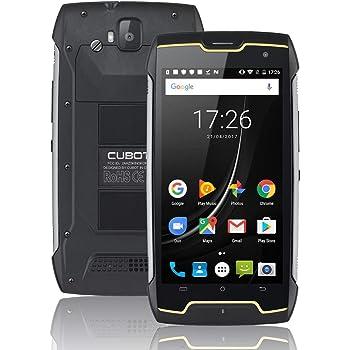 Cubot King Kong 3G WCDMA Teléfono Móvil 5 Pulgadas IP68 ...