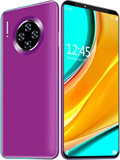 3G Unlocked Phone, 6.3 Inch Screen Mobile Phone, Dual SIM 4500Mah Battery Unlocked Smartphone, Facial Recognition Function