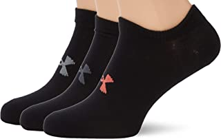 Under Armour, Women's Essential NS Calcetines Cortos, Mujer