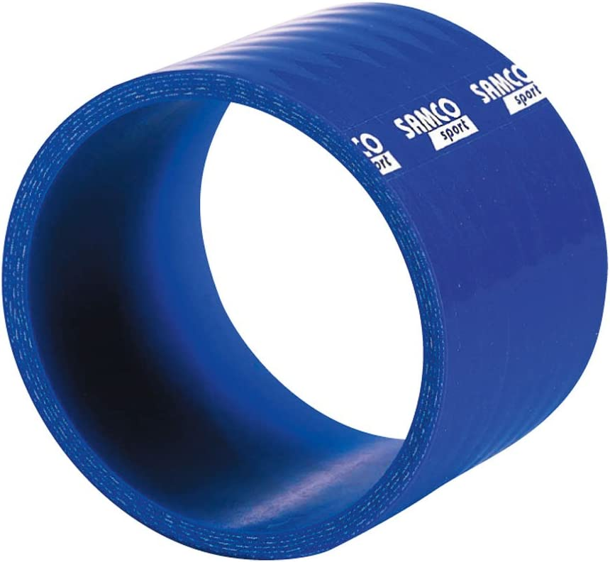 Arlington Mall Samco Straight Phoenix Mall Coupling Hose 65mm Blue