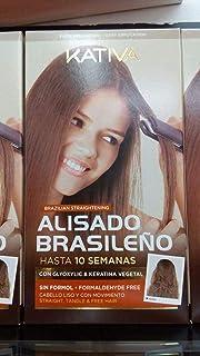 Kativa Keratina y Argán  - Kit de Alisado Brasileño  - 150