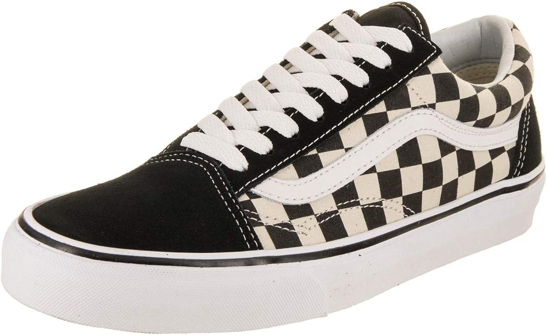 Vans Vans Vans Old Skool Checkerboard Sneaker schwarz/weiß B01N4G712P  035c28