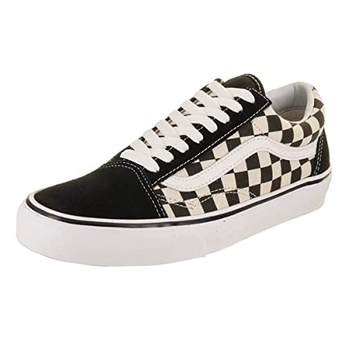 3fa5b416d5 Vans Unisex Old Skool (Primary Check) Skate Shoe