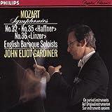 Mozart: Symphonies Nos. 32, 35- Haffner / No. 36- Linzer